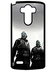 Dennis Walking Dead's Shop Lovers Gifts LG G3 Half-life Print High Quality Tpu Gel Frame Case Cover 8547805ZA556797567G3