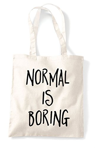 Boring Statement Normal Shopper Tote Natural Is Bag O1q44w5Wxv
