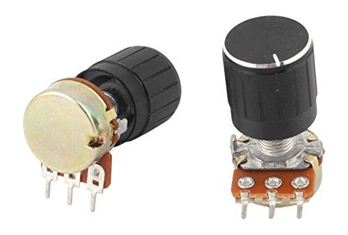 10k potentiometer knob - 7