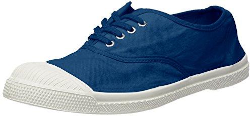 Bensimon Tennis Lacets, Sneaker Uomo Blu (Bleu)