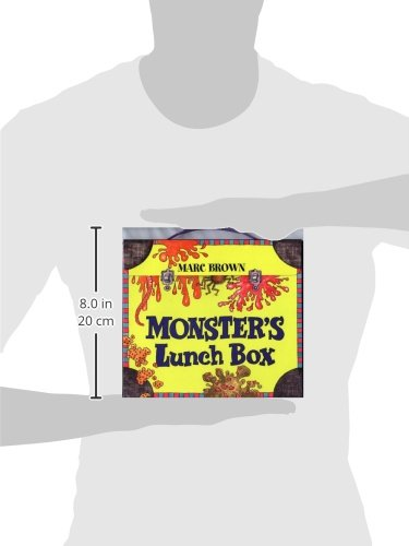 Monster's Lunch Box by Little, Brown Books for Young Readers (Image #1)