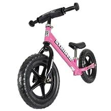 Strider No Pedal Balance Bike - Pink