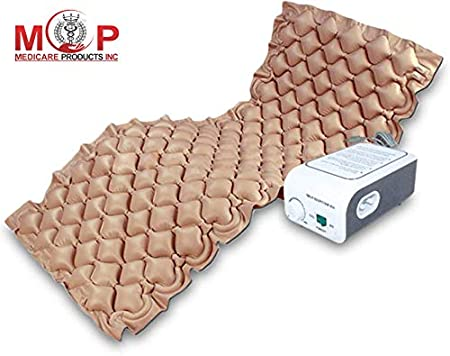 MCP Air Pump and Bubble Mattress for Bed Sores Mobility Aids & Equipment at amazon