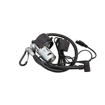 V1 Motor Portable Mini Air Compressor for Motorcycle/ATV: Automotive