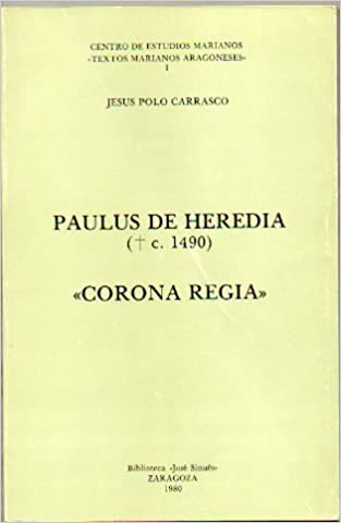 PAULUS DE HEREDIA + c. 1490 .