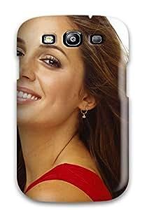 Galaxy High Quality Tpu Case/ Eliza Dushku Case Cover For Galaxy S3 4982416K57838927