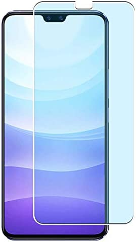 Vaxson 3-Pack Anti Blue Light Screen Protector, compatible with vivo S9, Blue Light Blocking Film TPU Guard [ NOT Tempered Glass ]