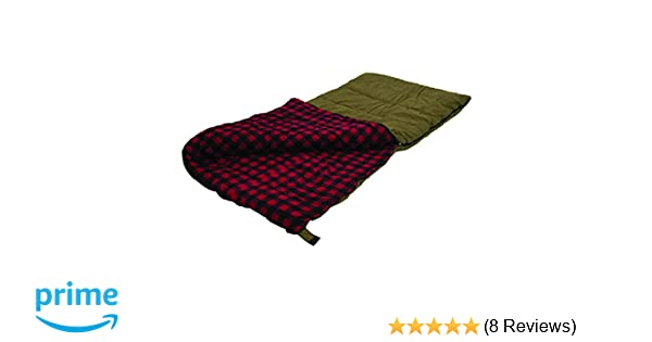 Amazon.com : Stansport Kodiak 6 Lb. Canvas Sleeping Bag, 81
