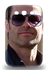 Galaxy Protective 3D PC Case For Galaxy S3 Guy Pearce The United Kingdom Male The Wizard Of Oz ( Custom Picture iPhone 6, iPhone 6 PLUS, iPhone 5, iPhone 5S, iPhone 5C, iPhone 4, iPhone 4S,Galaxy S6,Galaxy S5,Galaxy S4,Galaxy S3,Note 3,iPad Mini-Mini 2,iPad Air )