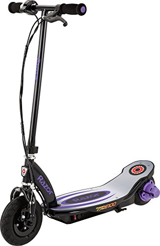 (Razor Power Core E100 Electric Scooter with Aluminum Deck)