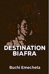 Destination Biafra Paperback