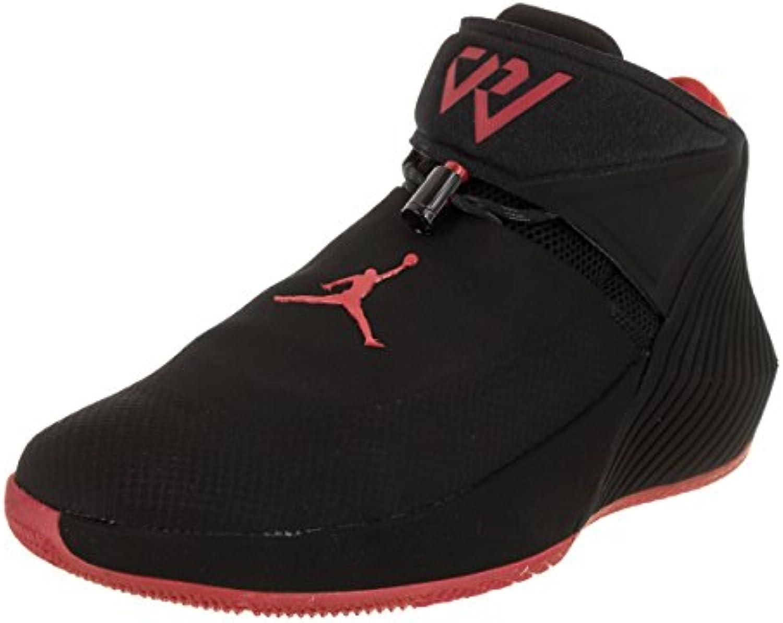 Nike Men's Not Why Not Men's Zer0.1 Black/Gym Red Basketball Shoe 11.5 Men US d470d1