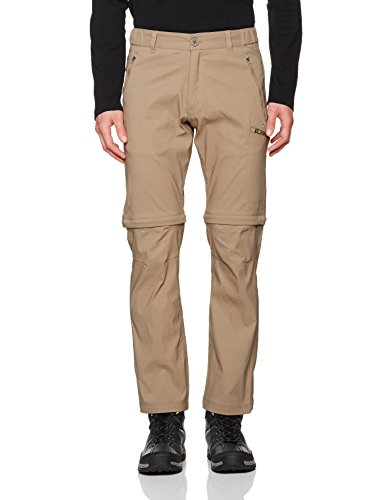 Craghoppers Convertible Kiwi Pantalones Beige Hombre Trousers Pro ZUTqZr