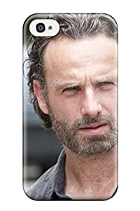 Cute Tpu Terry Willett The Walking Dead Case Cover For Iphone 4/4s