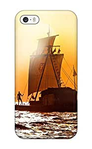 New Premium CaseyKBrown Sailing Skin Case Cover Excellent Fitted For Iphone 5/5s