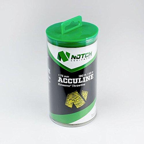 NOTCH AccuLine 1.75mm Throwline 180' - -