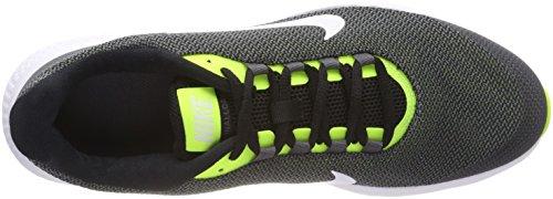 Nike Heren Runallday Loopschoenen Zwart / Wolf / Grijs / Wit