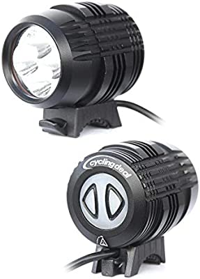 XECCON SPIKER 1210 Bike 4x1600 Lumen Bicycle Front Head Light by ...