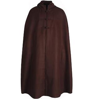 Amazon.com: zanying Meditación budista manto de con capucha ...
