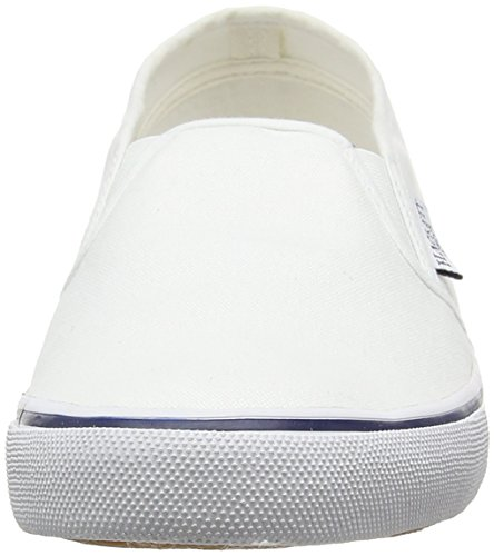 Bamba White Mocasines Hackett London para Hombre Slip On Blanco 58xxHZqCn