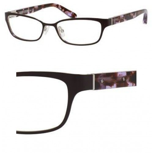 Eyeglasses Bobbi Brown The Liv 0JFW Plum / Havana Plum by Bobbi Brown