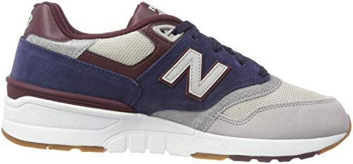 597 mode Nb Balance New Baskets Burgundy Cloud Gnb Pigment Bleu Rain wTTqt5B