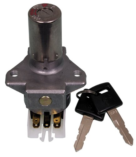 - Emgo 40-15820 Replacement Ignition Switch