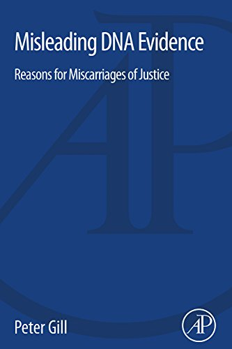 R.E.A.D Misleading DNA Evidence: Reasons for Miscarriages of Justice T.X.T