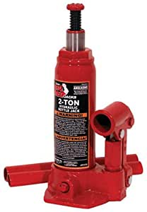 Torin T90203 Hydraulic Bottle Jack - 2 Ton