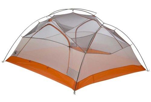 Big Agnes Copper Spur UL 3 Person Tent Tents Terra Cotta/Silver ()