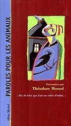 Paroles Pour Les Animaux (Collections Litterature) (French Edition)
