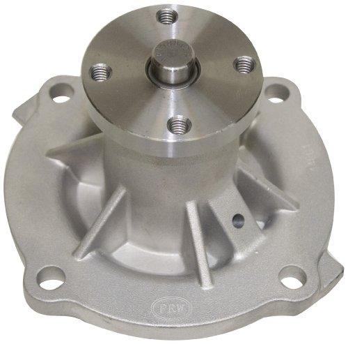"PRW 1444001 Performance Quotient 5/8"" Pilot Shaft High Flow Aluminum Water Pump for Mopar 361-440 BB and 426 Hemi 1958-79"