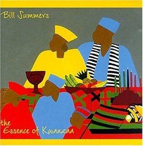 Essence of Kwanzaa by Bill Summers (2000-09-12)