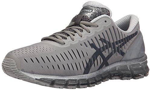 ASICS Men's GEL Quantum 360 Running Shoe, Light Grey/Dark Grey/Silver, 8.5 M US GEL-Quantum 360-M