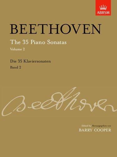 The 35 Piano Sonatas: Op. 22 - Op. 53 v. 2 (35 Piano Sonatas)