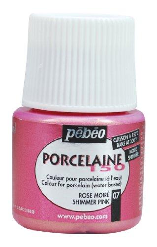Pebeo Porcelaine 45 Milliliter Bottle Shimmer