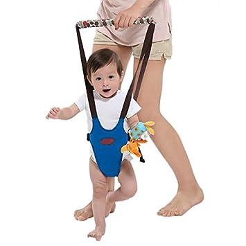81dd45191c20 Amazon.com   Breathable Handheld Baby Walker Child Harnesses ...