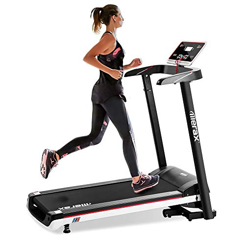 Yetech Electric Folding Treadmill Motorized Running and Jogging Fitness Machine for Home Gym, Easy Assembly