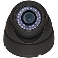 "Channel Vision 6821-O-Sony 1/3"" Hi-Res Effio E/2.8 to 12mm Vari-Focal CCD 700 TVL Eye Ball Dome"
