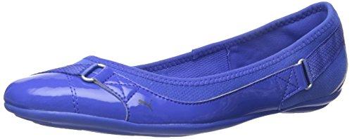 Puma Bixley Glamm zapatilla de deporte de moda Dazzling Blue-Peacoat