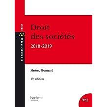 Les Fondamentaux Droit des sociétés 2018-2019 (French Edition)