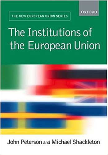 THE INSTITUTIONS OF THE EUROPEAN UNION