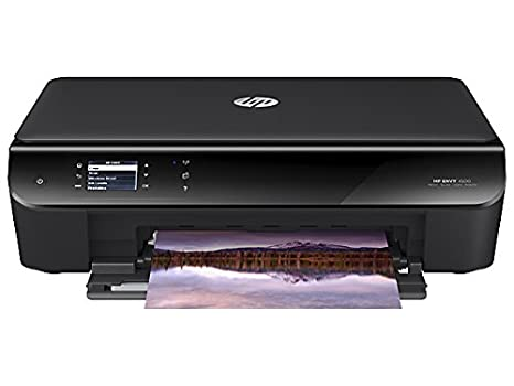 HP ENVY 4508 e-All-in-One - Impresora multifunción de tinta (B/N 8.8 ppm, color 5.4 ppm) color negro