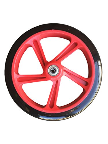 fuzion-5-spoke-urethene-core-adult-scooter-wheels-with-abec-7-bearings-red