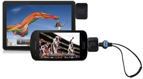 Micro USB Mobile Watch ATSC TV Tuner Stick Receptor con Antena ...