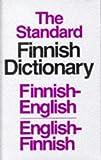 Standard Finnish-English, English-Finnish Dictionary, Cassell, 0304341428
