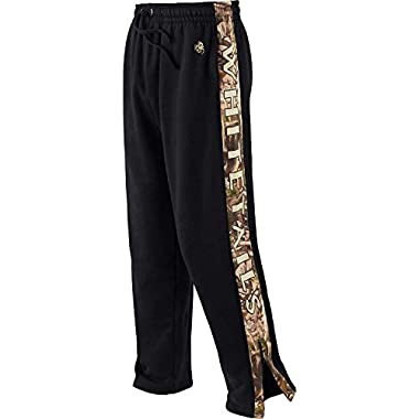 Legendary Whitetails Men's Team Legendary Camo Sweatpants Black Large