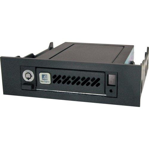 CRU Data Express 50 Drive Bay Adapter Black