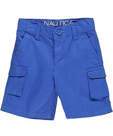 Nautica Boys Belted Cargo Short