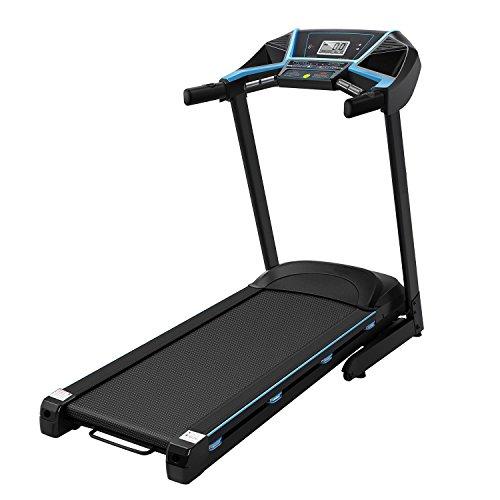 Horizon Fitness Treadmill Paragon Iii Hrc: Eshion Electric Treadmill,3.0HP Portable Folding Running